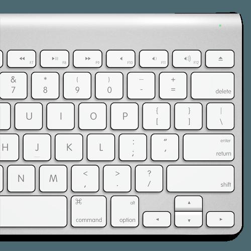 Keyboard Mockup