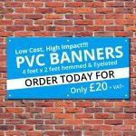 PVC Eyelet Banner Offer