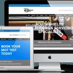 The Clutch Centre South Shields Website