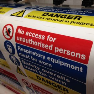 Safety Sign Printing