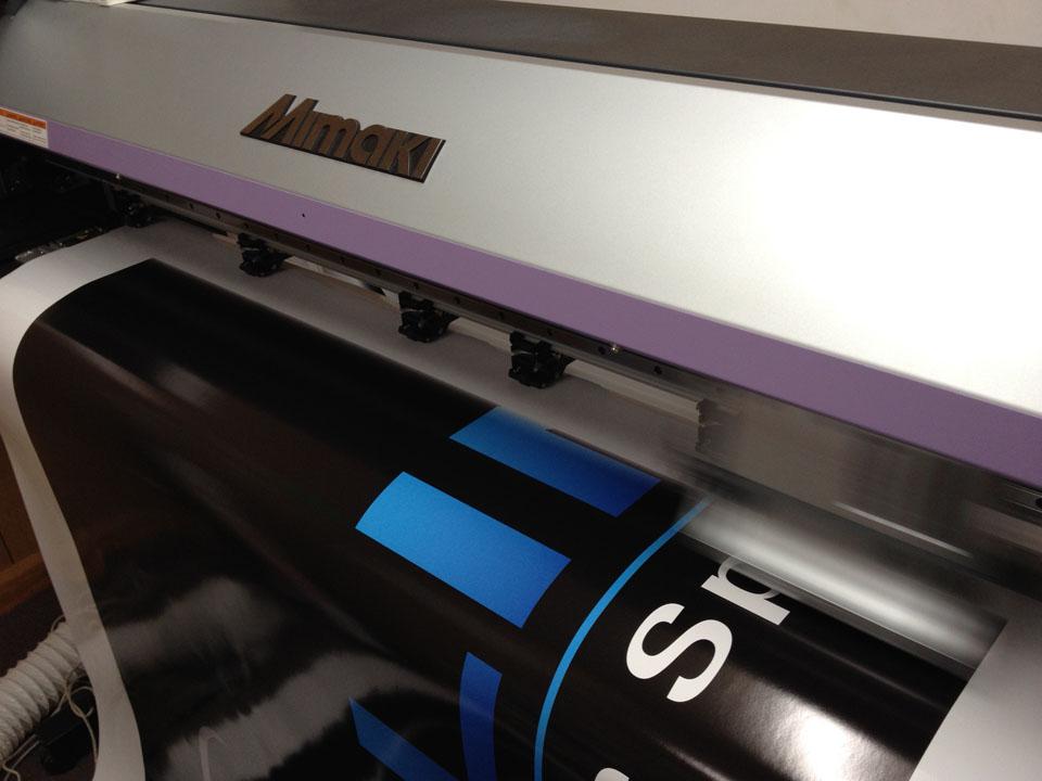 Vinyl Sign Printing