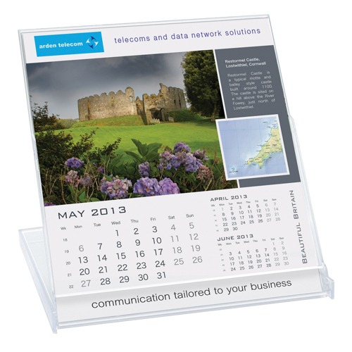 Our range of desk calendars are ideal as a personal gift for your friends and family also business customers will love these neat wall calendars which will