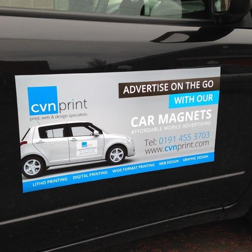 Car Magnet Printing