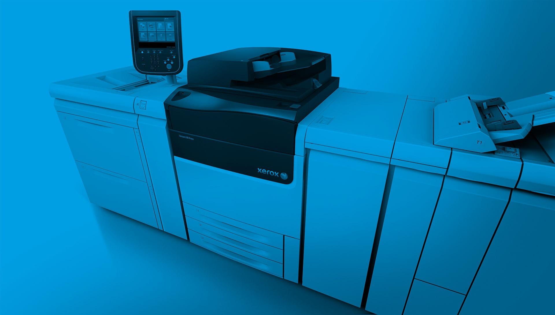 New Digital Printing Press - CVN Print